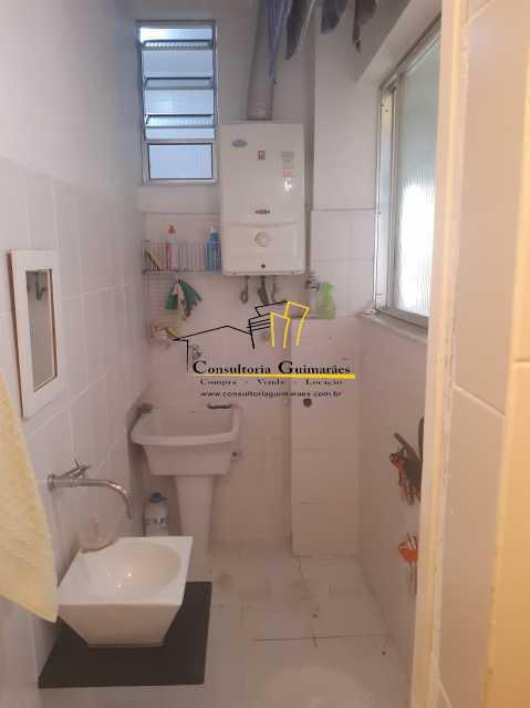 2e950878-f5af-470d-b908-505752 - Apartamento 2 quartos à venda Tijuca, Rio de Janeiro - R$ 380.000 - CGAP20155 - 12