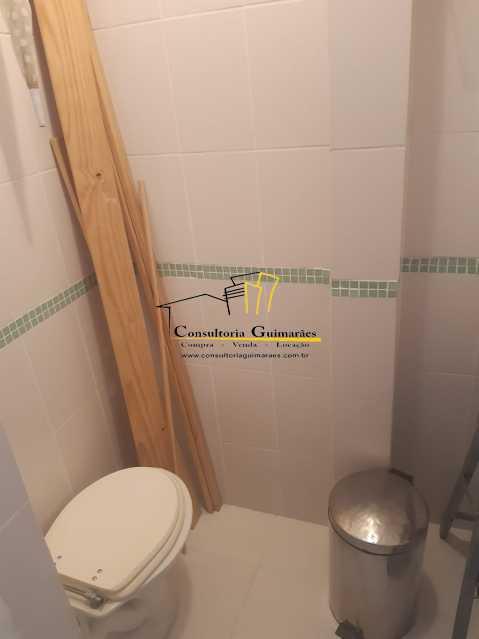 57645789-65b9-4333-8506-758add - Apartamento 2 quartos à venda Tijuca, Rio de Janeiro - R$ 380.000 - CGAP20155 - 8