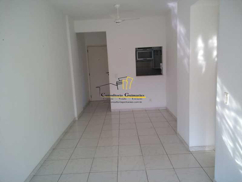 5fbfce6e-d45c-447f-b03e-066d4e - Apartamento 2 quartos à venda Pechincha, Rio de Janeiro - R$ 190.000 - CGAP20156 - 3