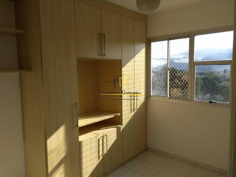 23d31268-0842-4007-87e9-2cb4fd - Apartamento 2 quartos à venda Pechincha, Rio de Janeiro - R$ 190.000 - CGAP20156 - 8
