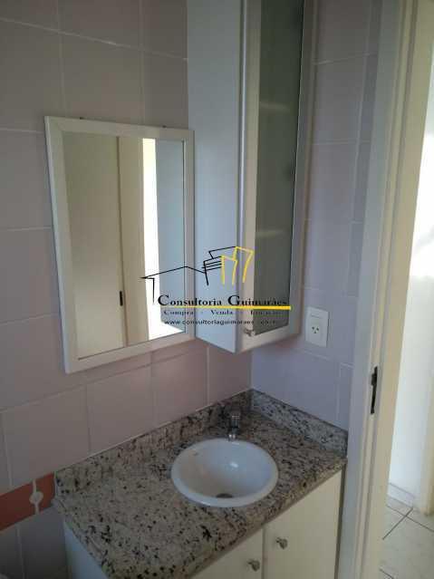 99c22977-2c8b-4cf1-9961-ab83c6 - Apartamento 2 quartos à venda Pechincha, Rio de Janeiro - R$ 190.000 - CGAP20156 - 7
