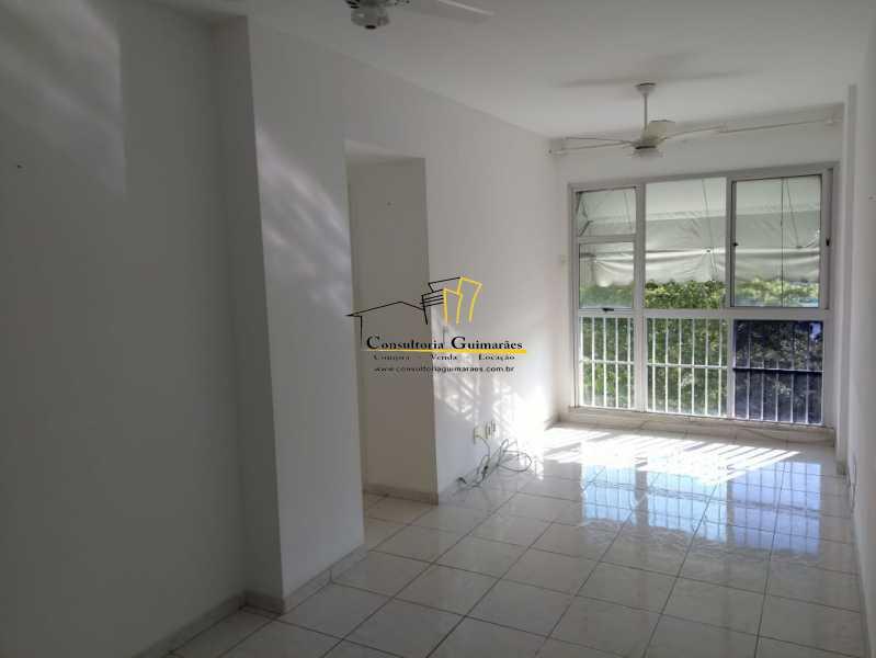 b9ce4232-4a02-42c2-ac68-b8eb88 - Apartamento 2 quartos à venda Pechincha, Rio de Janeiro - R$ 190.000 - CGAP20156 - 1