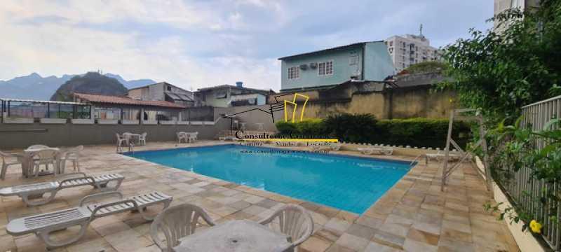piscina - Apartamento 2 quartos à venda Pechincha, Rio de Janeiro - R$ 190.000 - CGAP20156 - 17
