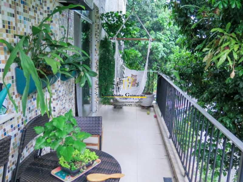 340112242425452 - Apartamento 4 quartos à venda Anil, Rio de Janeiro - R$ 390.000 - CGAP40006 - 4