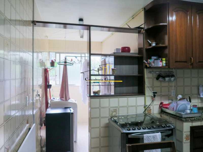 340122727476957 - Apartamento 4 quartos à venda Anil, Rio de Janeiro - R$ 390.000 - CGAP40006 - 9