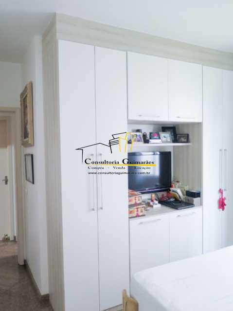 340166242396581 - Apartamento 4 quartos à venda Anil, Rio de Janeiro - R$ 390.000 - CGAP40006 - 12