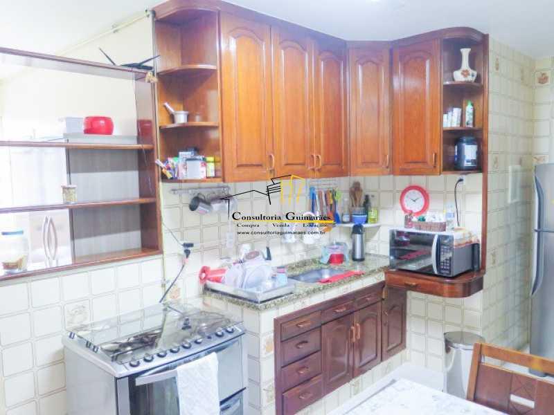 343181364238900 - Apartamento 4 quartos à venda Anil, Rio de Janeiro - R$ 390.000 - CGAP40006 - 7