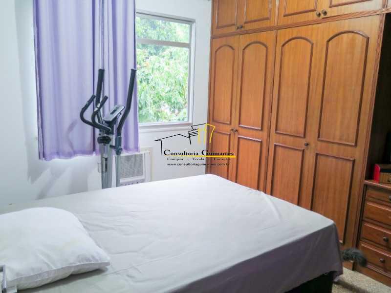 344161122553931 - Apartamento 4 quartos à venda Anil, Rio de Janeiro - R$ 390.000 - CGAP40006 - 17