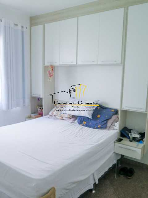 345105725920467 - Apartamento 4 quartos à venda Anil, Rio de Janeiro - R$ 390.000 - CGAP40006 - 13