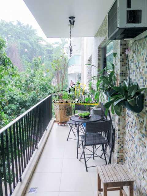 345170605145057 - Apartamento 4 quartos à venda Anil, Rio de Janeiro - R$ 390.000 - CGAP40006 - 6
