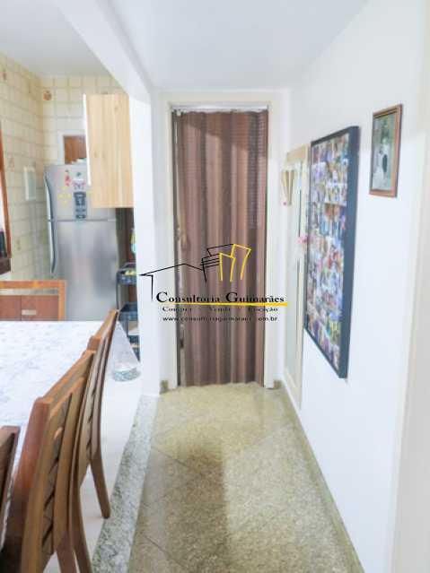 347151126855495 - Apartamento 4 quartos à venda Anil, Rio de Janeiro - R$ 390.000 - CGAP40006 - 14