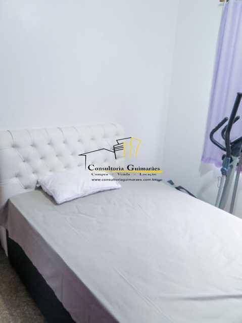 349135727553364 - Apartamento 4 quartos à venda Anil, Rio de Janeiro - R$ 390.000 - CGAP40006 - 18