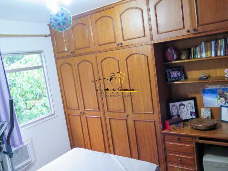 349164240013743 - Apartamento 4 quartos à venda Anil, Rio de Janeiro - R$ 390.000 - CGAP40006 - 20