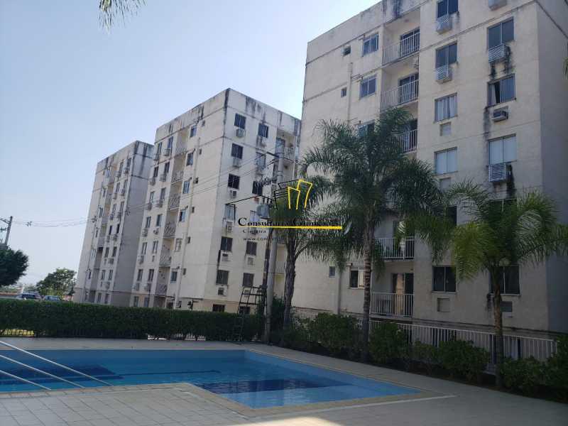 6df1075e-01f0-4c09-97f2-a9658e - Apartamento 2 quartos para alugar Taquara, Rio de Janeiro - R$ 900 - CGAP20158 - 16