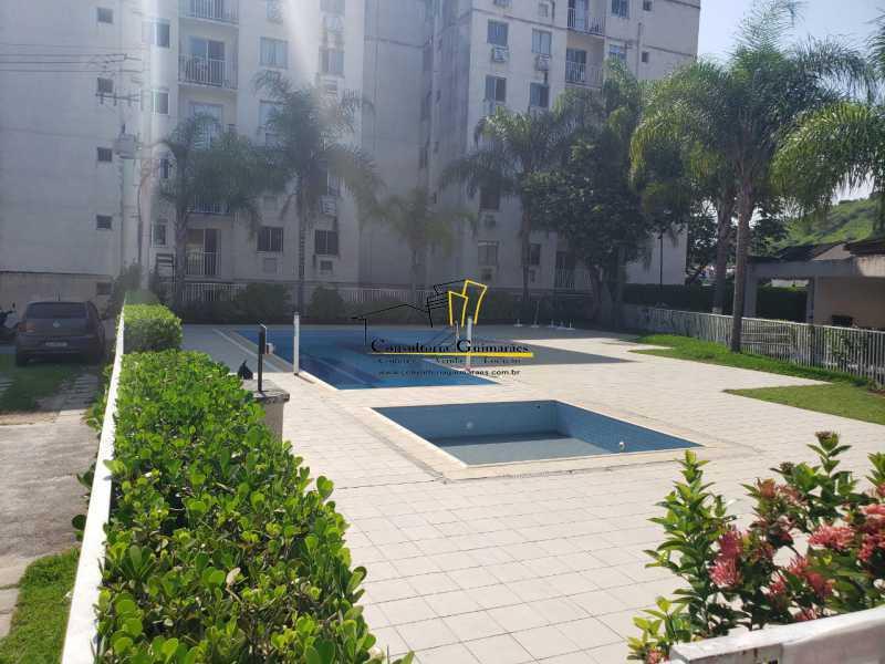 9f4fede7-a28a-40e4-9bc7-149cf7 - Apartamento 2 quartos para alugar Taquara, Rio de Janeiro - R$ 900 - CGAP20158 - 15