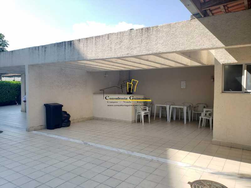 349fc6ed-c8d7-4123-b89f-57053d - Apartamento 2 quartos para alugar Taquara, Rio de Janeiro - R$ 900 - CGAP20158 - 14
