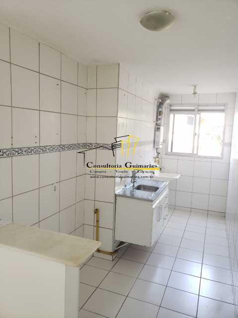 33387f5b-8682-4305-982c-03f5f3 - Apartamento 2 quartos para alugar Taquara, Rio de Janeiro - R$ 900 - CGAP20158 - 4