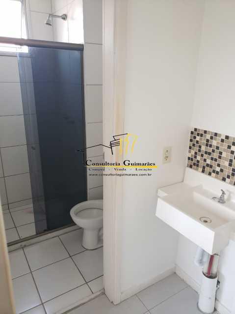 68923ab6-463d-4b26-a9e4-b6e379 - Apartamento 2 quartos para alugar Taquara, Rio de Janeiro - R$ 900 - CGAP20158 - 8