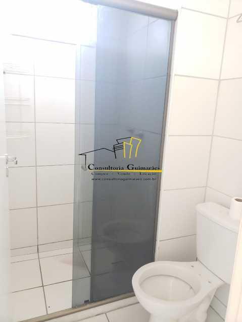 650769f3-9bbe-4bf7-a37e-43ec70 - Apartamento 2 quartos para alugar Taquara, Rio de Janeiro - R$ 900 - CGAP20158 - 9