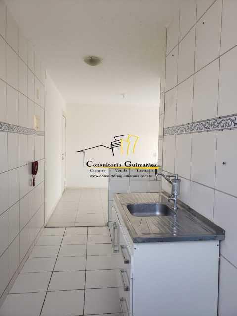 a2e1c86b-2b4d-49cc-b185-963cd1 - Apartamento 2 quartos para alugar Taquara, Rio de Janeiro - R$ 900 - CGAP20158 - 5