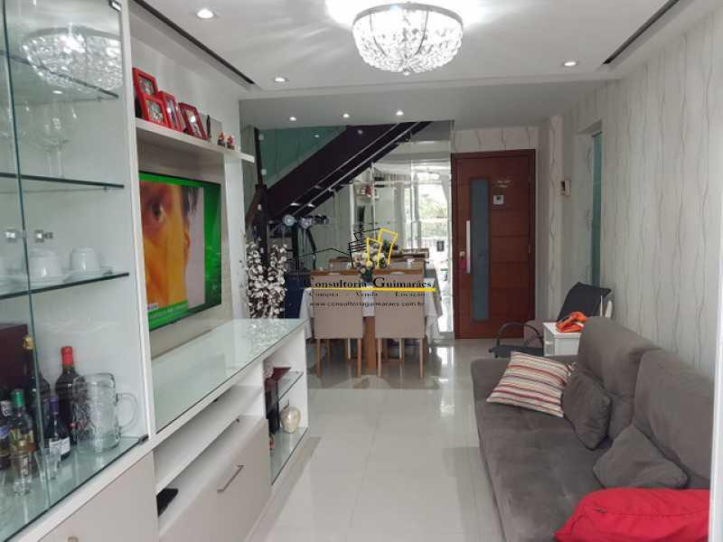 951030077872708 - Cobertura 3 quartos à venda Praça Seca, Rio de Janeiro - R$ 440.000 - CGCO30014 - 1