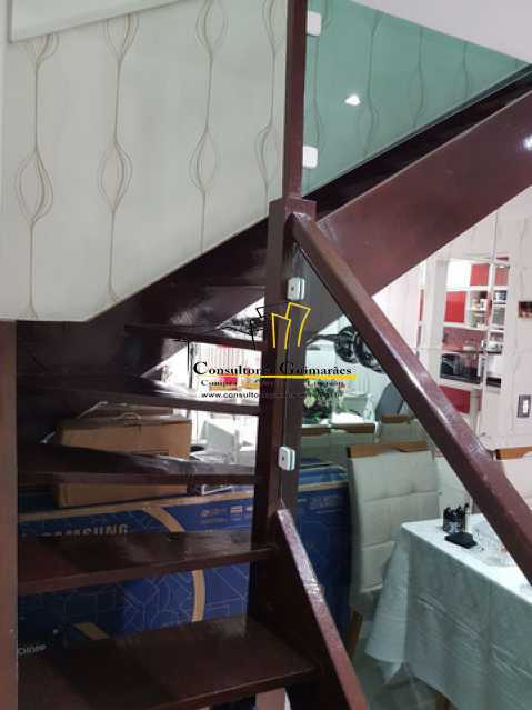 952073073710963 - Cobertura 3 quartos à venda Praça Seca, Rio de Janeiro - R$ 440.000 - CGCO30014 - 4