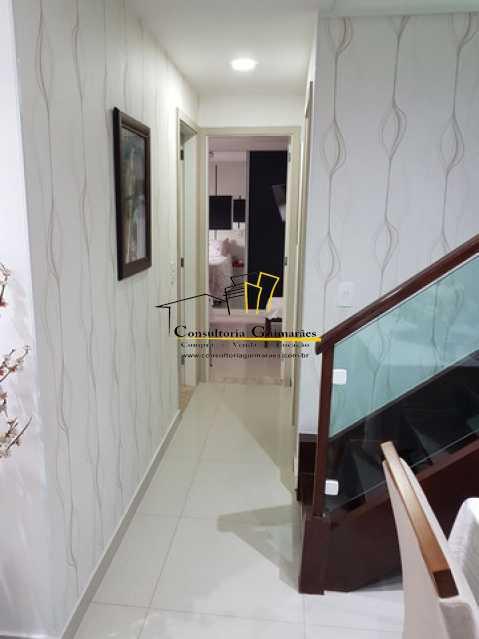 953032795989657 - Cobertura 3 quartos à venda Praça Seca, Rio de Janeiro - R$ 440.000 - CGCO30014 - 5