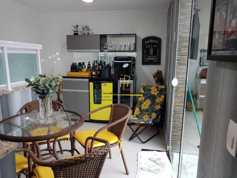 954095671486609 - Cobertura 3 quartos à venda Praça Seca, Rio de Janeiro - R$ 440.000 - CGCO30014 - 10