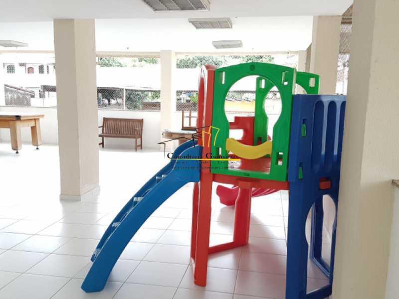 956031072195818 - Cobertura 3 quartos à venda Praça Seca, Rio de Janeiro - R$ 440.000 - CGCO30014 - 20