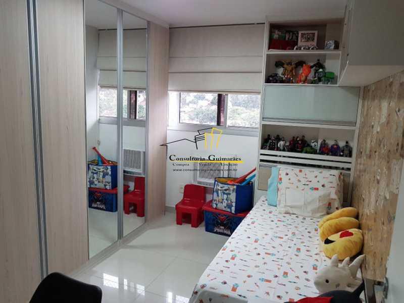 956073073839442 - Cobertura 3 quartos à venda Praça Seca, Rio de Janeiro - R$ 440.000 - CGCO30014 - 12