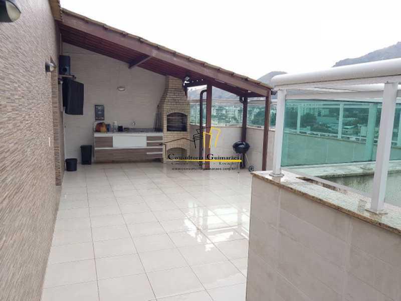 957083554520914 - Cobertura 3 quartos à venda Praça Seca, Rio de Janeiro - R$ 440.000 - CGCO30014 - 16