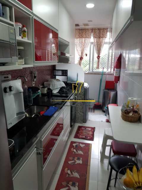 959000798083264 - Cobertura 3 quartos à venda Praça Seca, Rio de Janeiro - R$ 440.000 - CGCO30014 - 7
