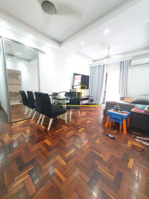 3fc36e0f-40ff-49d9-bee8-cf6407 - Apartamento 3 quartos à venda Pechincha, Rio de Janeiro - R$ 399.990 - CGAP30064 - 3
