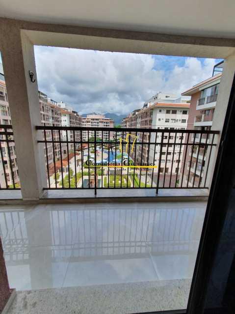 0ade326e-bc59-4ab0-aa3a-b31b9f - Apartamento 3 quartos à venda Taquara, Rio de Janeiro - R$ 460.000 - CGAP30065 - 3
