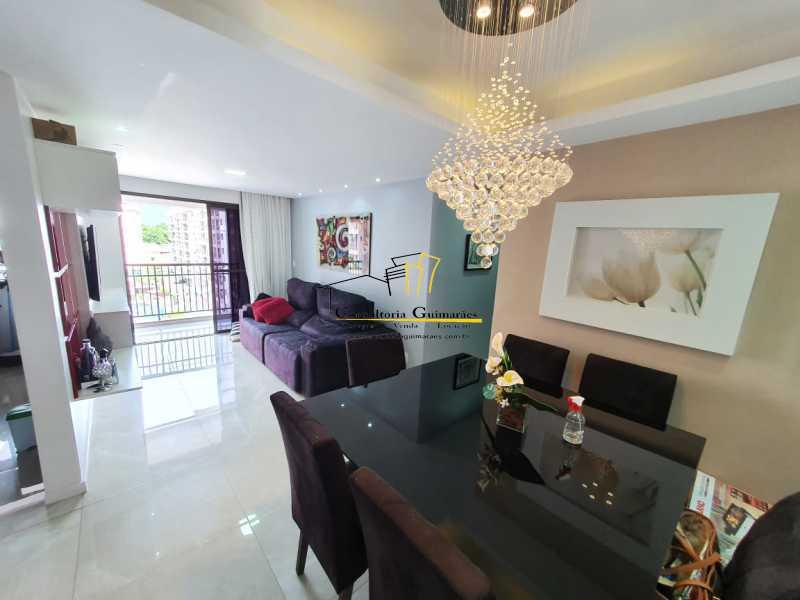 2e762ccf-567d-40dc-b0a3-488ded - Apartamento 3 quartos à venda Taquara, Rio de Janeiro - R$ 460.000 - CGAP30065 - 4