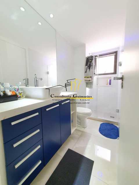 4ab9da3e-038b-4932-b251-39ef06 - Apartamento 3 quartos à venda Taquara, Rio de Janeiro - R$ 460.000 - CGAP30065 - 15