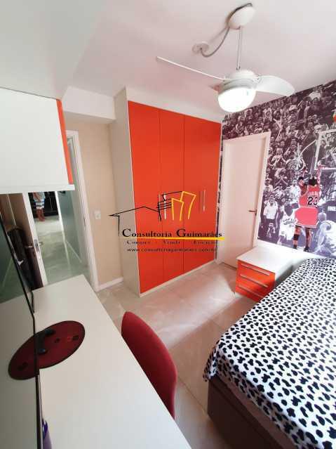 c78fabf5-b19e-48e9-a774-e1e677 - Apartamento 3 quartos à venda Taquara, Rio de Janeiro - R$ 460.000 - CGAP30065 - 13