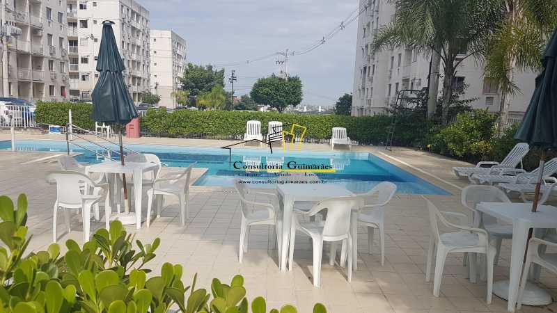 20190620_124428 - Vendo excelente apartamento 2 quartos com 1 vaga de garagem! - CGAP20162 - 8