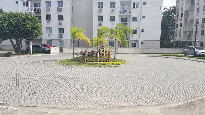 20190620_124701 - Vendo excelente apartamento 2 quartos com 1 vaga de garagem! - CGAP20162 - 9