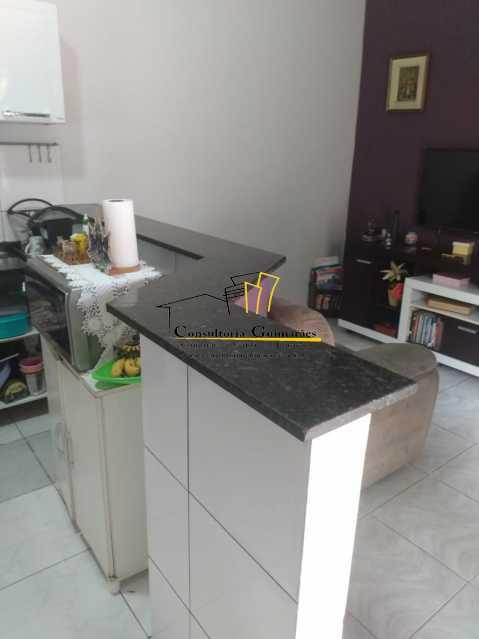 1b12cad1-81f2-47b6-9f5f-2ac0fa - Casa 3 quartos à venda Pechincha, Rio de Janeiro - R$ 600.000 - CGCA30007 - 6