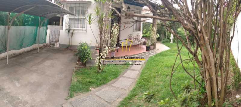 7e0598b0-4ddf-486d-a246-664607 - Casa 3 quartos à venda Pechincha, Rio de Janeiro - R$ 600.000 - CGCA30007 - 5