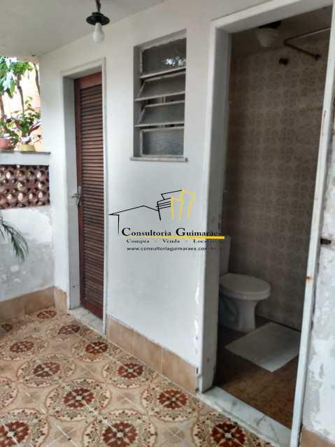 8ef1fc30-bcb9-44ab-9965-6838cb - Casa 3 quartos à venda Pechincha, Rio de Janeiro - R$ 600.000 - CGCA30007 - 9
