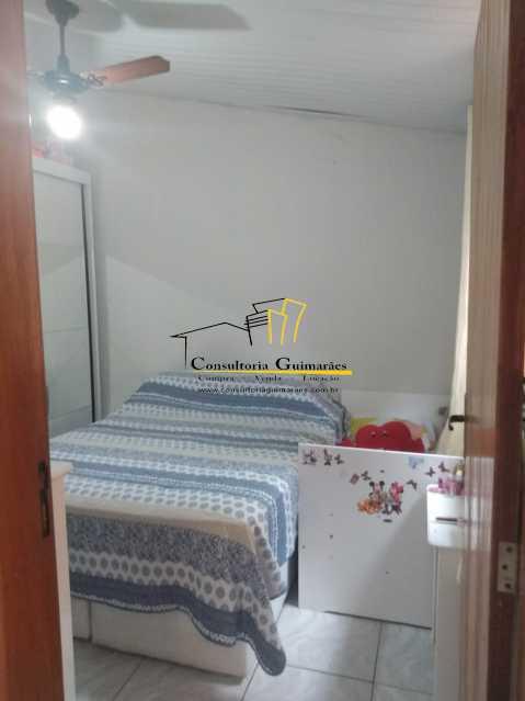 586ee51b-358d-48d7-af8c-d33c27 - Casa 3 quartos à venda Pechincha, Rio de Janeiro - R$ 600.000 - CGCA30007 - 14