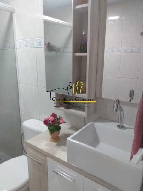 5458f006-2417-4e96-baef-14b83e - Casa 3 quartos à venda Pechincha, Rio de Janeiro - R$ 600.000 - CGCA30007 - 15