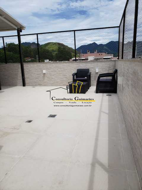 2f5eee02-39c9-4e4c-ad46-7a816d - Cobertura 3 quartos à venda Taquara, Rio de Janeiro - R$ 700.000 - CGCO30015 - 14