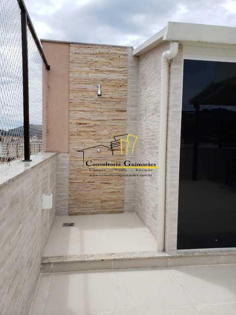 9ef05dcc-a69a-40f1-84c8-b8d2d0 - Cobertura 3 quartos à venda Taquara, Rio de Janeiro - R$ 700.000 - CGCO30015 - 17