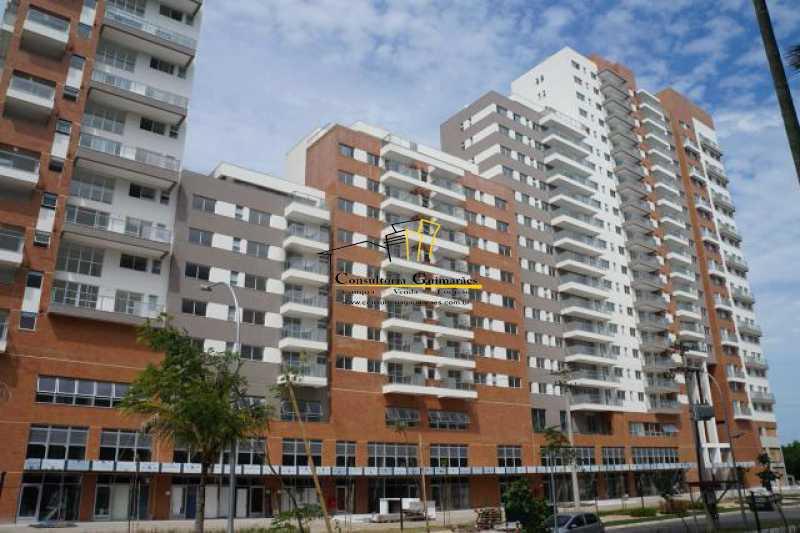 434822039492577 - Apartamento 3 quartos à venda Barra da Tijuca, Rio de Janeiro - R$ 875.000 - CGAP30067 - 4