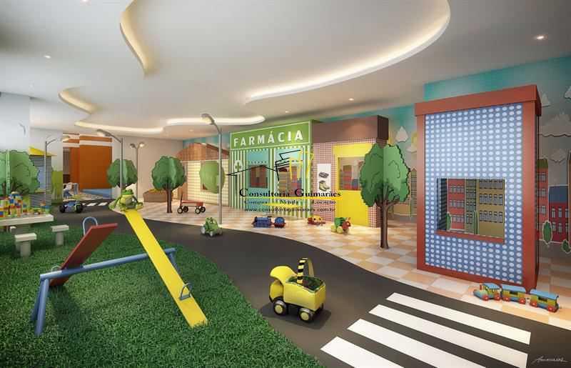 lancamento-soho-residence-brin - Apartamento 3 quartos à venda Barra da Tijuca, Rio de Janeiro - R$ 875.000 - CGAP30067 - 6