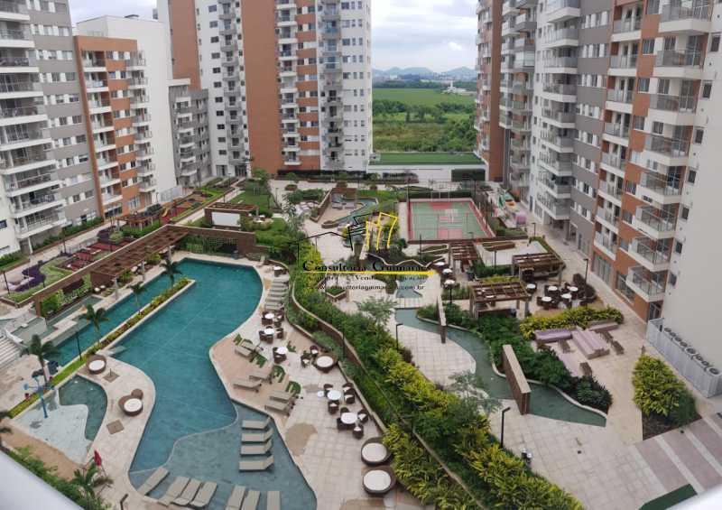 predios - Apartamento 3 quartos à venda Barra da Tijuca, Rio de Janeiro - R$ 875.000 - CGAP30067 - 1