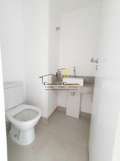23c21215-64b6-4cff-8311-ed8332 - Apartamento 3 quartos à venda Barra da Tijuca, Rio de Janeiro - R$ 875.000 - CGAP30067 - 18